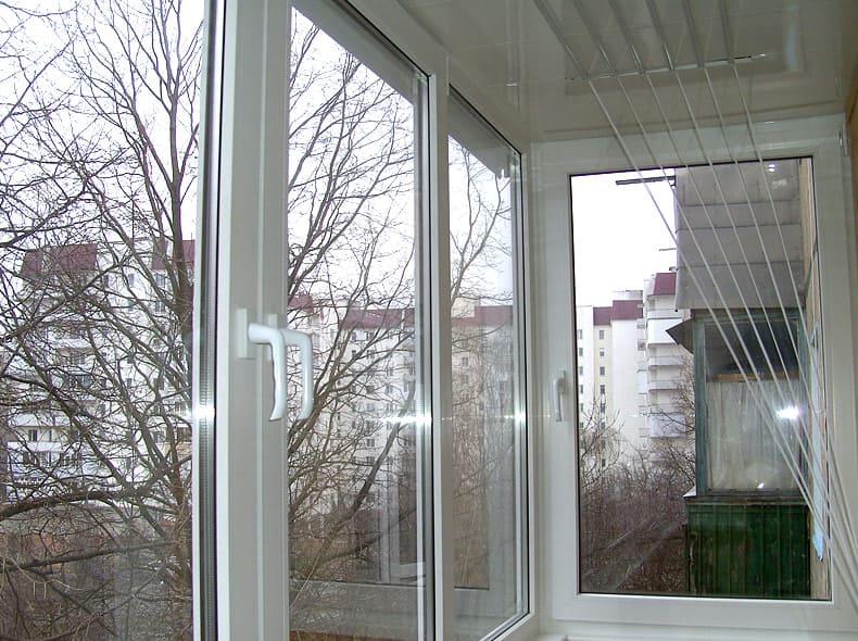 Пластиковые окна недорого в Москве от 21 руб
